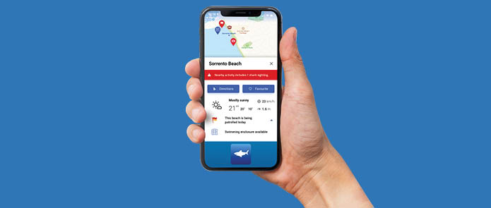 Download the SharkSmart WA app