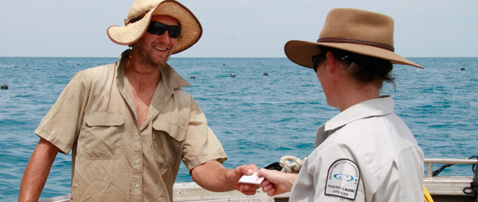 Could you be a Fisheries and Marine Officer?