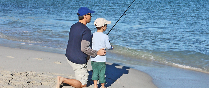 Hook up to the recreational fishing rules